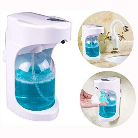 Seifenspender mit Infrarottechnik, Flüssigseifenspender & Seifenspender mit Sensor