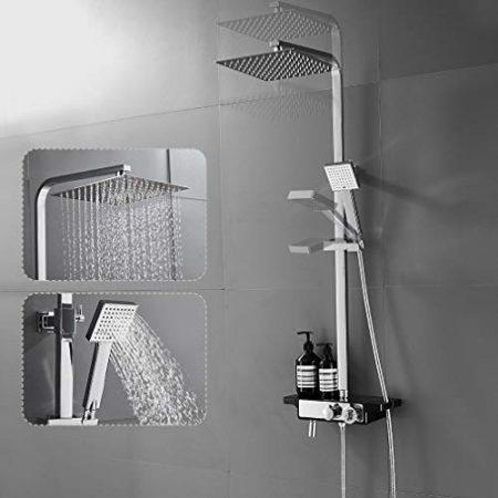 Duscharmaturen, Armatur für die Dusche & Duschbrausen
