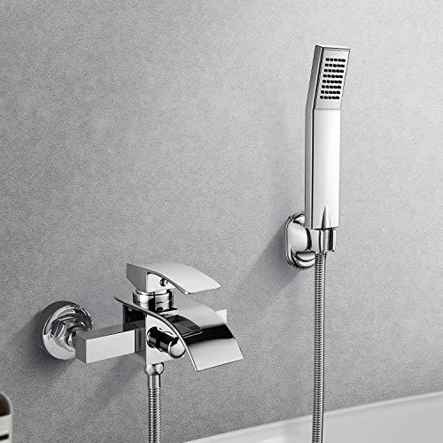 BONADE Elegant Wannenarmatur Badewanne Armatur Badewannen  & Duschsysteme Duscharmatur ...