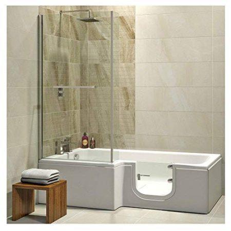 Badewanne mit Einstieg, Duschbadewanne & Badwanne mit Tür