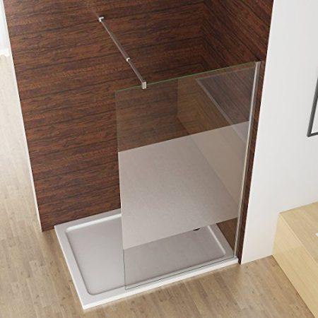 Duschabtrennung, Seitenwand für die Dusche & Duschtrennwand
