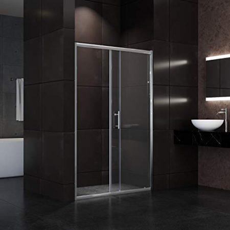 Pendeltür für die Dusche, Duschfalttür & Nischendusche