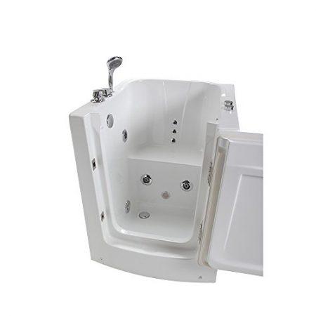 Senioren Sitzbadewanne, Badewanne für Senioren & Badewanne mit Sitzgelgenheit für Senioren