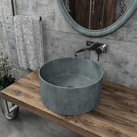 Beton Handwaschbecken, Waschbecken aus Beton & Waschschale aus Beton