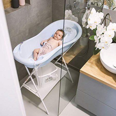 Ergonomische Babywanne, Badewanne für Baby´s & Kinderbadewanne