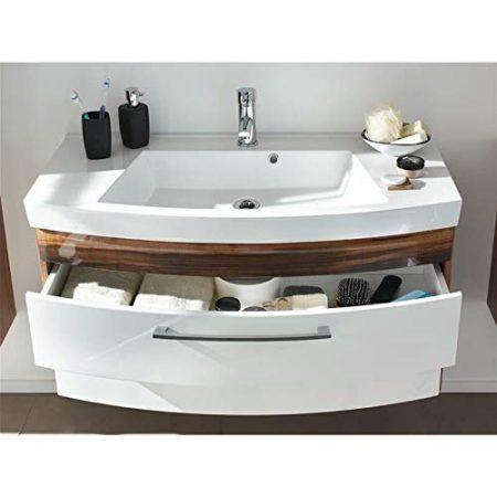 Waschtisch mit Unterschrank, Waschtischunterschrank & Waschbecken mit Schubladen