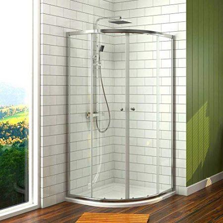 Runde Dusche, Viertelkreis Dusche & Duschkabine in runder Form