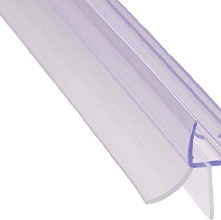 Duschdichtung Transparent, Ersatzdichtung für die Dusche & Duschkabinendichtung