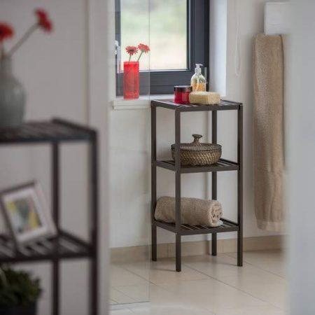 Wandregal für Badezimmer, Badezimmer Ablage & Badkommode