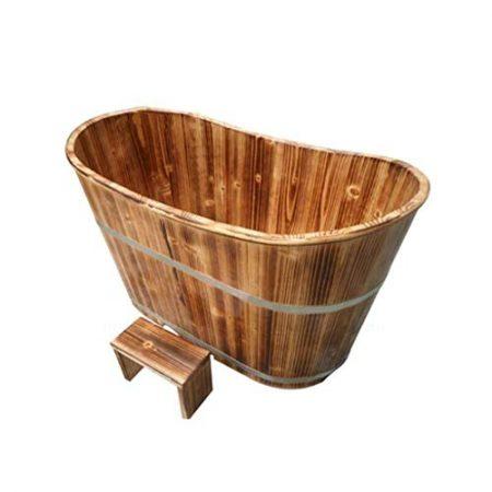 Holzwanne, Badewanne aus Holz & Holz Badetonne