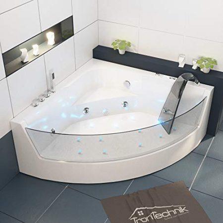 Baden zu zweit , Badewanne für 2 Personen & Doppelbadewanne
