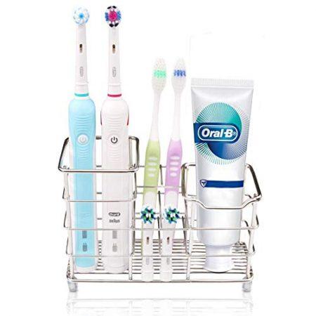 Zahnbürstenhalter , Halterung für Zahnputzbecher & Zahnputzbecherhalter